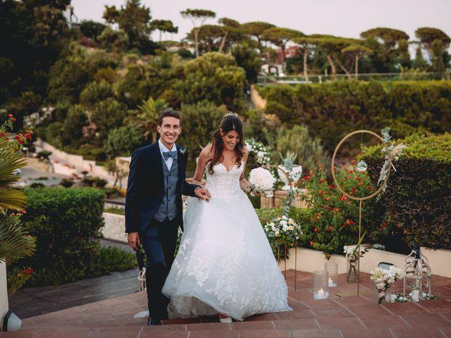 Il matrimonio di Jacopo e Simona a Napoli, Napoli 92