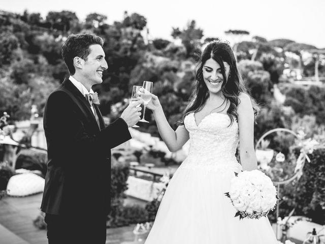 Il matrimonio di Jacopo e Simona a Napoli, Napoli 93