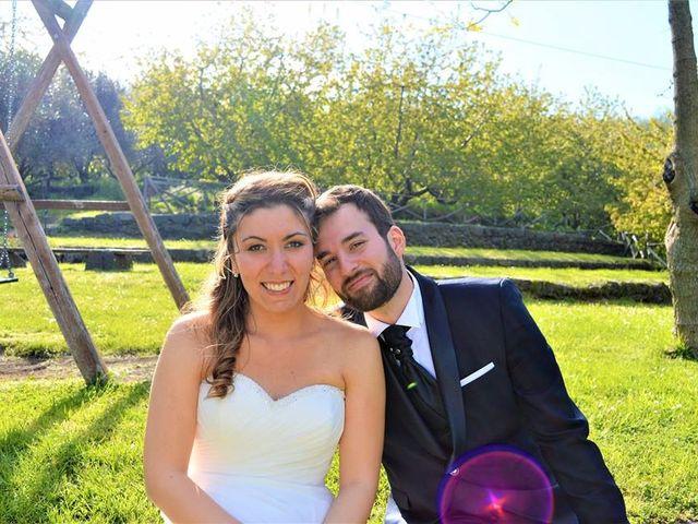 Il matrimonio di Saverio e Ester a Sant'Alfio, Catania 3