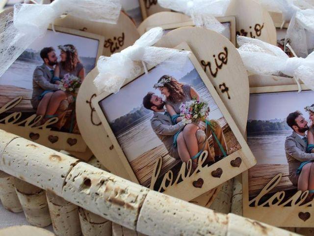 Il matrimonio di Saverio e Ester a Sant'Alfio, Catania 4
