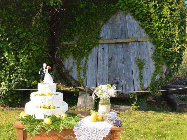Il matrimonio di Saverio e Ester a Sant'Alfio, Catania 12