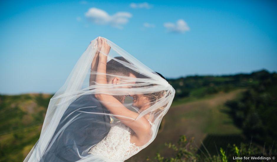 Il matrimonio di Mirko e Laura a Brisighella, Ravenna