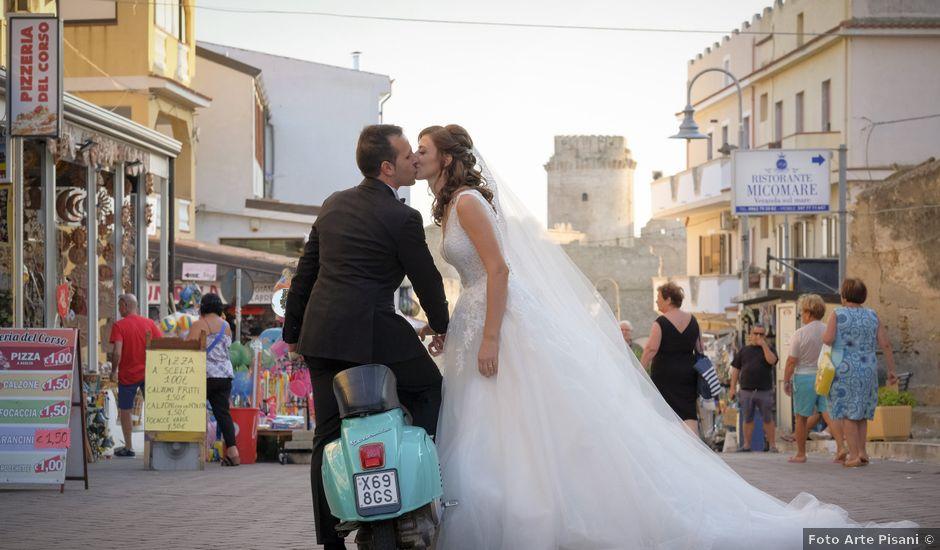 Il matrimonio di Luca e Vanessa a Crotone, Crotone