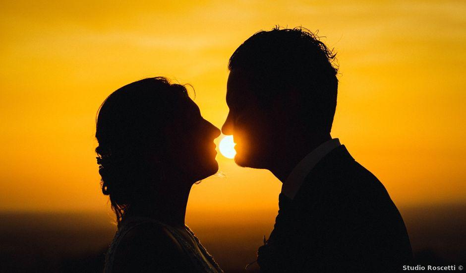Il matrimonio di Massimiliano e Tina a Roma, Roma