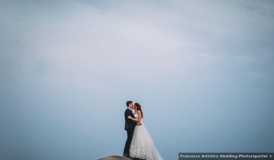 Il matrimonio di Jacopo e Simona a Napoli, Napoli