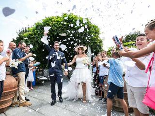 Le nozze di Roberta e Stefano 1