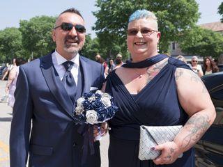 Le nozze di Ketti e Andrea