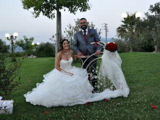Le nozze di Katiuscia e Stefano