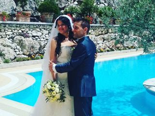 Le nozze di Laura Di Marco e Alberto Mattioli  1