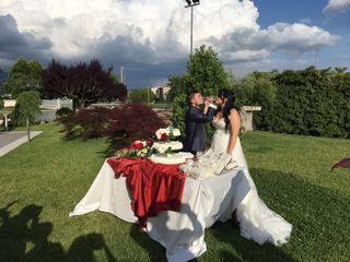 Le nozze di Laura Di Marco e Alberto Mattioli