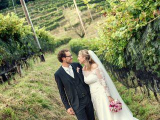 Le nozze di Valeria e Moreno