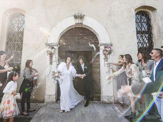 Le nozze di Veronica e Jerri