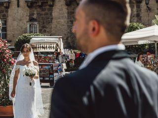 Le nozze di Alessia e Evgeniia 1