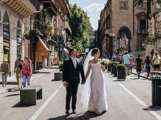 Le nozze di Alessia e Evgeniia 3