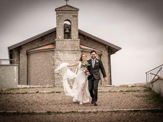 Le nozze di Antonio e Marianna