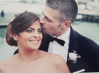 Le nozze di Rachele e Tino
