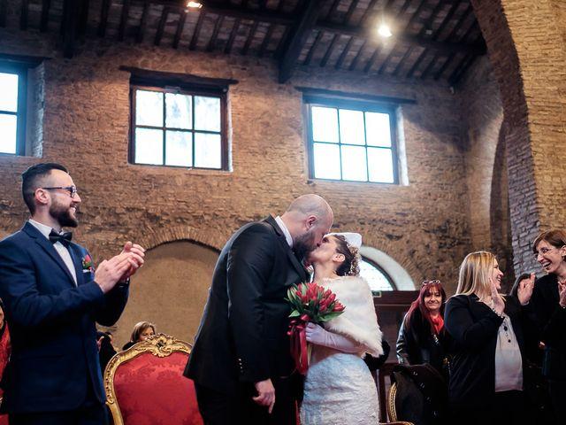 Il matrimonio di Valerio e Sara a Roma, Roma 2