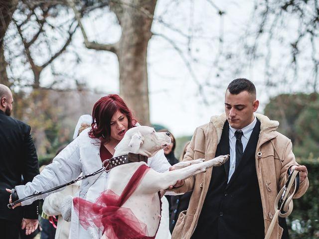 Il matrimonio di Valerio e Sara a Roma, Roma 5