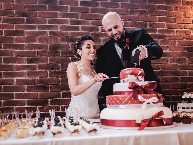 Il matrimonio di Valerio e Sara a Roma, Roma 16