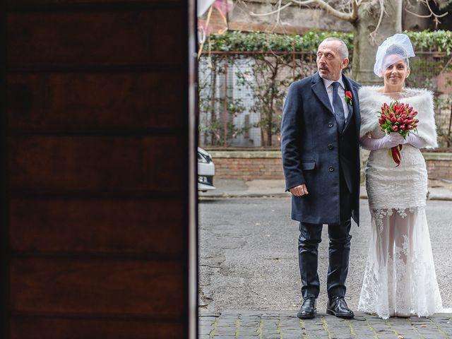Il matrimonio di Valerio e Sara a Roma, Roma 4