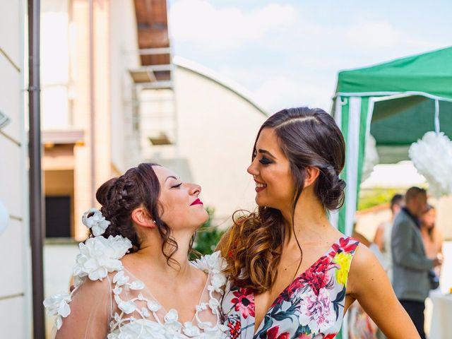 Il matrimonio di Pietro e Francesca a Brescia, Brescia 19
