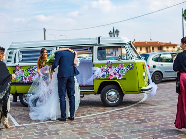 Il matrimonio di Pietro e Francesca a Brescia, Brescia 27