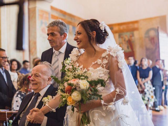 Il matrimonio di Pietro e Francesca a Brescia, Brescia 30