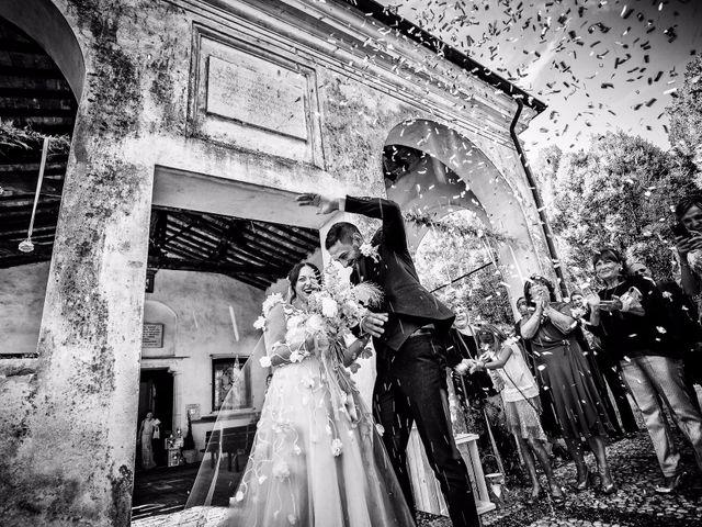Il matrimonio di Pietro e Francesca a Brescia, Brescia 39