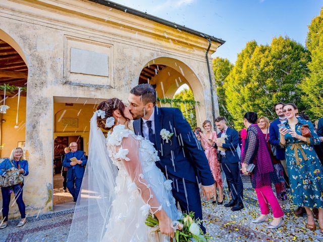 Il matrimonio di Pietro e Francesca a Brescia, Brescia 40