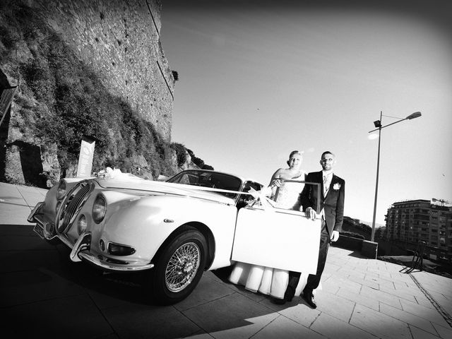 Il matrimonio di Luca e Monica a Savona, Savona 27