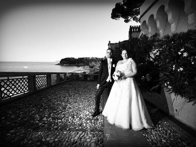 Il matrimonio di Luca e Monica a Savona, Savona 30