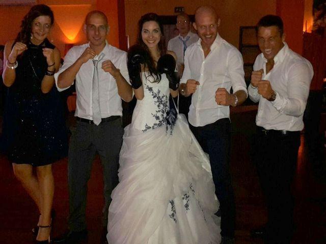Il matrimonio di Marika  e Alessandro a Parabiago, Milano 1