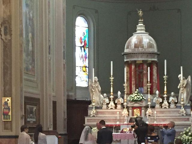 Il matrimonio di Marika  e Alessandro a Parabiago, Milano 6