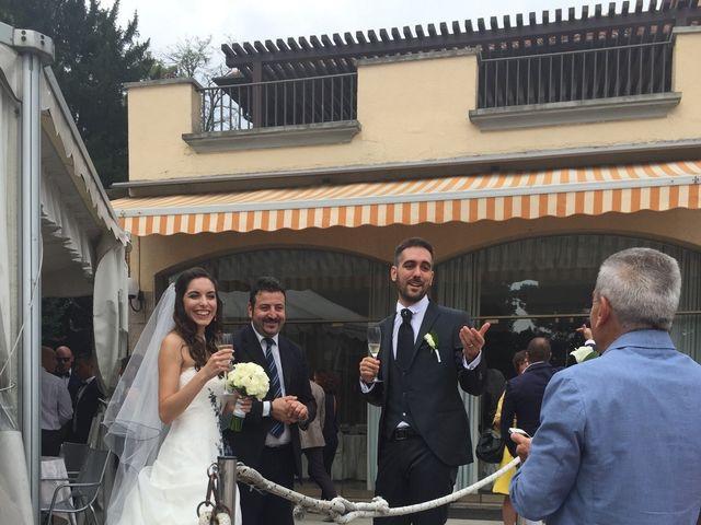 Il matrimonio di Marika  e Alessandro a Parabiago, Milano 8