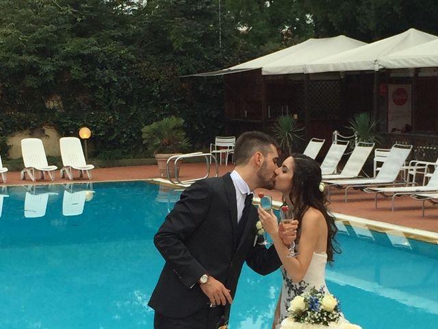 Il matrimonio di Marika  e Alessandro a Parabiago, Milano 9