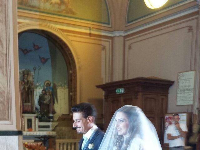 Il matrimonio di Marika  e Alessandro a Parabiago, Milano 11
