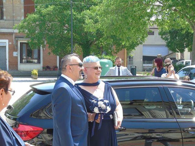 Il matrimonio di Andrea e Ketti a Jolanda di Savoia, Ferrara 6