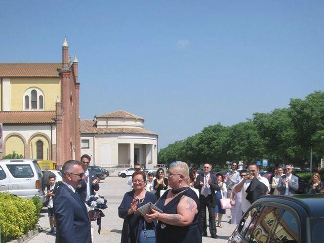Il matrimonio di Andrea e Ketti a Jolanda di Savoia, Ferrara 7