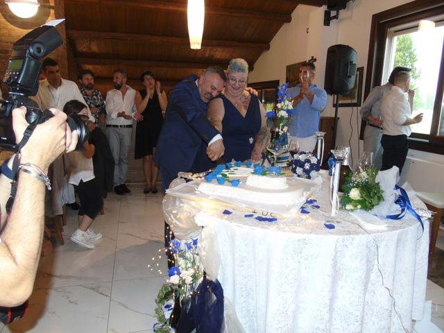 Il matrimonio di Andrea e Ketti a Jolanda di Savoia, Ferrara 19