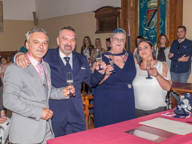 Il matrimonio di Andrea e Ketti a Jolanda di Savoia, Ferrara 24