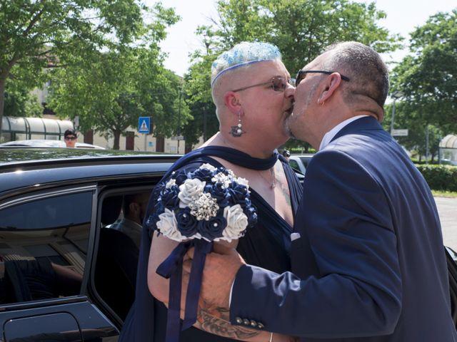 Il matrimonio di Andrea e Ketti a Jolanda di Savoia, Ferrara 27
