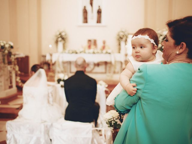 Il matrimonio di Paolo e Tamara a Ururi, Campobasso 15