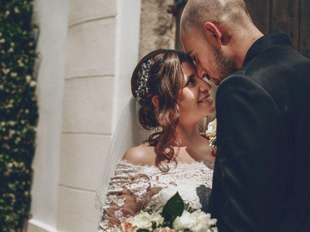 Il matrimonio di Paolo e Tamara a Ururi, Campobasso 19