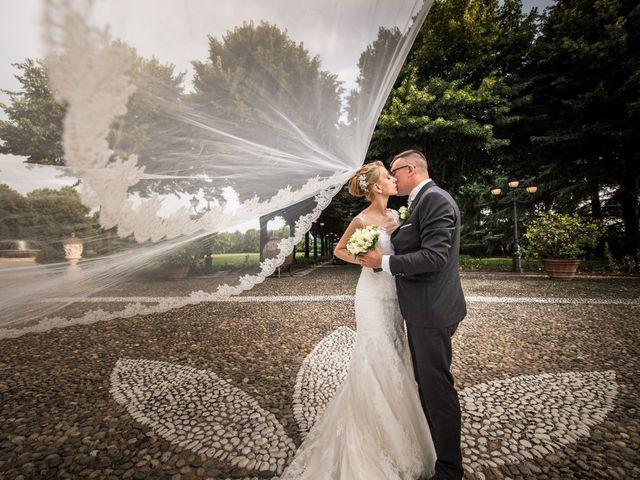 Le nozze di Daniela e Yuri