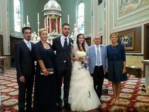 Il matrimonio di Marika  e Alessandro a Parabiago, Milano 14