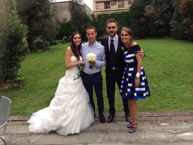 Il matrimonio di Marika  e Alessandro a Parabiago, Milano 17