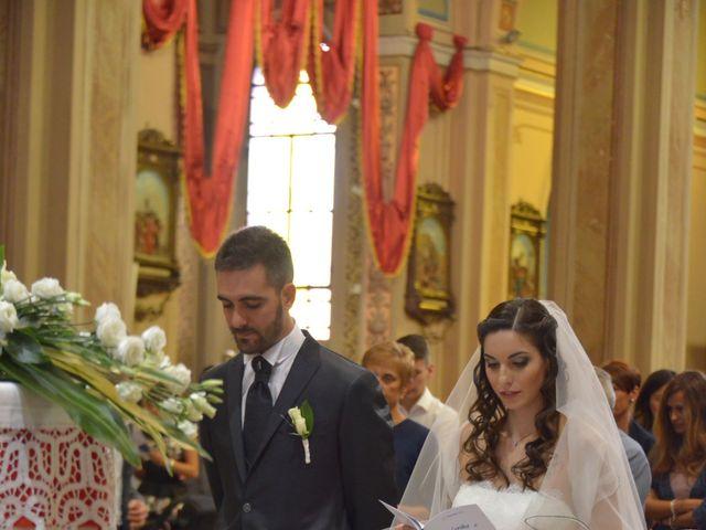 Il matrimonio di Marika  e Alessandro a Parabiago, Milano 18