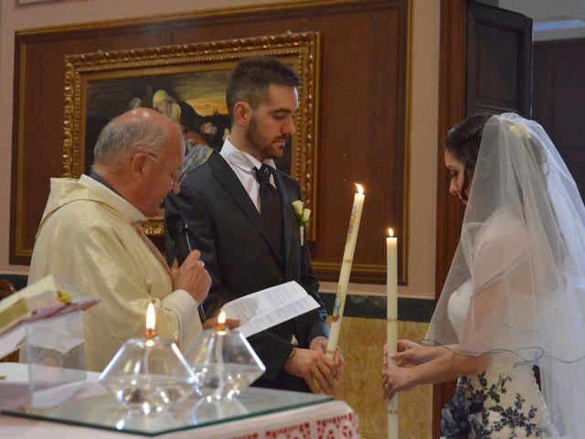 Il matrimonio di Marika  e Alessandro a Parabiago, Milano 2