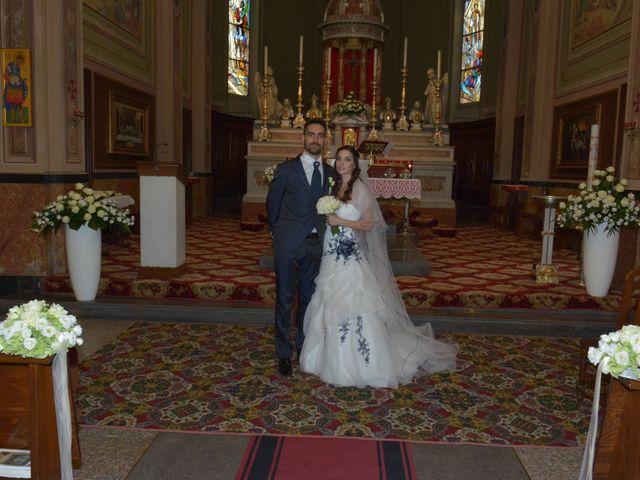 Il matrimonio di Marika  e Alessandro a Parabiago, Milano 19