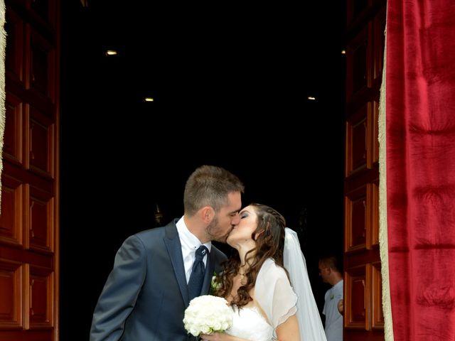 Il matrimonio di Marika  e Alessandro a Parabiago, Milano 16